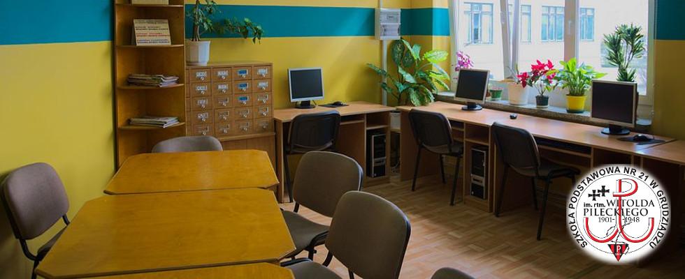 komputery w bibliotece